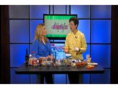Personal Chef Cheryl Mochau Shares Homemade Yogurt Recipe Homemade Yogurt Recipes, Live On Air, Personal Chef, Cheryl, Presentation