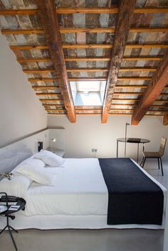 Room 32 – The Old Attic | Caro Hotel 5* Valencia‎