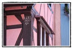 Eguisheim et ses signes lapidaires - BLOG LA GUILLAUMETTE -