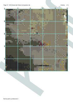 Gallery.ru / Фото #6 - *** - irina60irina Grid, Cross Stitch, Animals, Landscape, Log Projects, Punto De Cruz, Dots, Couples, Animales