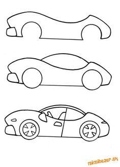 Aj zdanlivo ťažké kresby sa dajú nakresliť pár ťahmi rýchlo a jednoducho. Postupujte podľa krokov na...