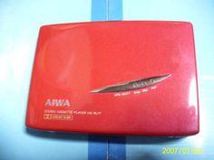 AIWA・ステレオカセットプレイヤー・HS-PL77・送料無料_画像1