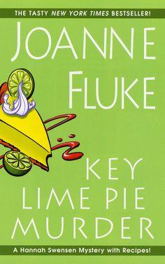 Key Lime Pie Murder (A Hannah Swensen Mystery Book by Joanne Fluke I Love Books, Books To Read, My Books, Key Lime Pie, Joanne Fluke Books, Hannah Swensen, Thing 1, Mystery Novels, Mystery Thriller
