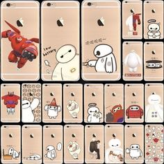 Price: US $ 3.08/piece Buy 2 pcs immediately get 30% discount  Free shipping to Worldwide  Big Hero 6 Baymax TPU Soft Cell Phone Back Cover  For iPhone 5S/6/6plus Xiaomi Note/Xiaomi 5 Color:Transparent ~~~~~~~~~~~~~~~~~~~~~~~~~~~~~~~~~~~~~~~~~~ If you like it, please contact me: Wechat: 575602792  Whats App: 13433256037  E-mail: woxiansul@live.com