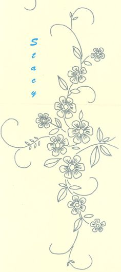 Shtushakutusha - Benim tarama 5456 - Gallery.ru / Fotoğraf # 2 Tambour Embroidery, Hand Embroidery Patterns, Vintage Embroidery, Ribbon Embroidery, Floral Embroidery, Cross Stitch Embroidery, Machine Embroidery, Craft Patterns, Flower Patterns