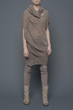 dino, alpaca dress from humanoid, netherlands .