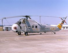Picture of the Sikorsky H-34 / CH-34 Choctaw