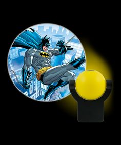 Look at this Batman Projectables® LED Night-Light on #zulily today!