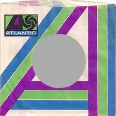 atlantic #record #sleeve