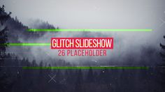 Glitch Slideshow  • After Effects Template • See it in action ➝ https://videohive.net/item/glitch-slideshow/17082462?ref=pxcr