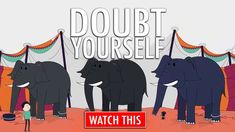 Do You Doubt Yourself? Video Go, Motivational Videos, Continue Reading, Business Tips, Relationships, Blog, Life, Dating