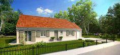 - Modèle : Unik / 3 chambres / 097m²  Nord Loire  - Cette maison actuelle et familiale offre un aménagement fonctionnel pour que chaque membre de la famille ait son propre espace de vie. #maison #maisons #home #frenchhouse #construction #maisonspierre