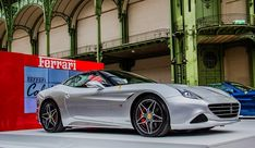 The Ferrari California