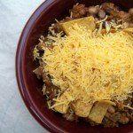 Crock-Pot Ladies Crock-Pot Three Bean Taco Chili