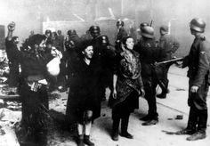 W. Ghetto rebels
