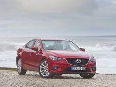 2014 mega-gallery [Part two] Mazda 6 Sedan, Mid Size Sedan, Fuel Economy, Cars And Motorcycles, Vehicles, Mazda6, Sedans, Third, Safety