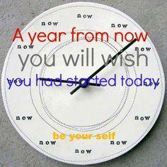 Motivational quote via www.Facebook.com/BeYourself09