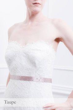Wedding Sash 9 Colors Beautiful Round Crystal Rhinestone