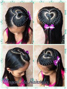 Shape Dutch Lace Braid is part of braids - braids Lil Girl Hairstyles, Work Hairstyles, Braided Hairstyles, School Hairstyles, Updo Hairstyle, Wedding Hairstyles, Braided Updo, Medium Hair Styles, Natural Hair Styles