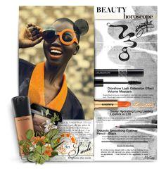 """Beauty Horoscope :Leo"" by thewondersoffashion ❤ liked on Polyvore featuring beauty, Garance Doré, Shiseido, Christian Dior, Sisley, Bobbi Brown Cosmetics, Amanda Wakeley, MAC Cosmetics, BeautyHoroscope and mac"
