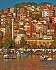 ✿ ❤ Karadeniz Ereğli, Zonguldak Istanbul, Turkey Photos, Turkey Travel, Black Sea, Travel Images, Day Trip, Travel Destinations, Beautiful Places, Places To Visit