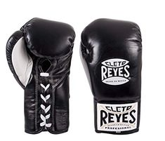 Discounted CLETO REYES Professional Fight Gloves - Official/Safetec #CLETOREYESProfessionalFightGloves-Official/Safetec Professional Boxing Gloves, Tap Shoes, Dance Shoes, Jiu Jitsu Gi, Mma Equipment, Compression Shorts, Leather And Lace, Black Pants, Lace Up