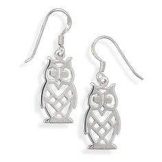 Now available Chi Omega Owl Ear... Shop http://manddsororitygifts.com/products/chi-omega-owl-earrings-sterling-silver?utm_campaign=social_autopilot&utm_source=pin&utm_medium=pin
