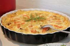 Västerbottenpaj Snack Recipes, Snacks, Swedish Recipes, Fish And Seafood, Quiche, Mashed Potatoes, Macaroni And Cheese, Breakfast, Ethnic Recipes