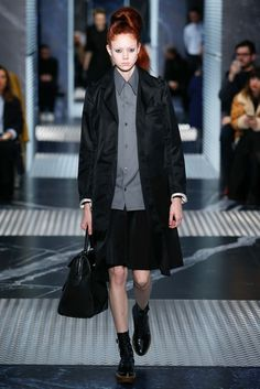 Prada - Fall 2015 Menswear - Look 4 of 49