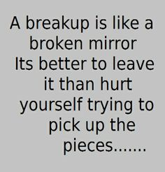 Broken Heart Quotes: Breakup Quotes and Brokenheart Quotes and Sayings Break Up Quotes, Hurt Quotes, Sad Quotes, Great Quotes, Quotes To Live By, Life Quotes, Inspirational Quotes, Qoutes, Famous Quotes