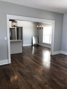 Home Decor Ideas For 3 Room Flat Case opening.Home Decor Ideas For 3 Room Flat Case opening. Grey Walls Living Room, Updating House, Room Remodeling, Flooring, New Homes, House, House Flooring, House Trim, Craftsman Door