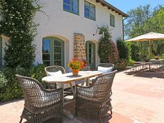 Reese Witherspoon's Ojai Retreat | Cool Houses Daily