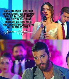 Tell him girl. Drama Quotes, Movie Quotes, Movie Couples, Cute Couples, Free Spirit Quotes, Turkish Beauty, Actress Pics, Movie Lines, Hot Actors