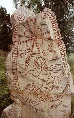 jelling style viking art patterns - Google Search