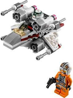 75032: X-Wing Fighter #2014