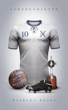 Independiente. www.behance.net/emiliosansolini