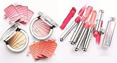 Dior Spring 2017 Colour Gradation Collection - Beauty Trends and Latest Makeup Collections Makeup Trends 2017, Beauty Trends, Dior Makeup, Makeup Geek, Eye Makeup, Cut Crease Makeup, New Cosmetics, Perfume, Makeup Inspiration
