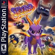 spyro <3 spent multiple days on this game alone not counting the rest of the series