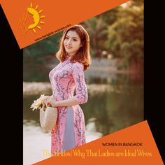 Fall in love with the beauty and qualities of Thai brides from the city of Bangkok. Discover what makes these women ideal to marry and settle down with. Happy Marriage, Love And Marriage, Thai Brides, Qualities In A Man, Thai Dating, Loving Wives, Latin Women, Looking For Someone, Romantic Gifts