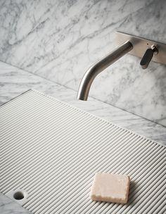 New built-in washbasin set  ARUB1116
