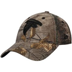 f5a8e70f4 Atlanta Falcons New Era Realtree Camo 9TWENTY Adjustable Hat