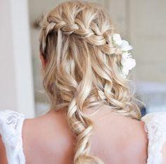 wedding Hair❤