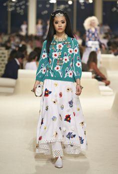 CHANEL CRUISE DUBAI  2015  #chanelcruisedubai #chanel #fashion