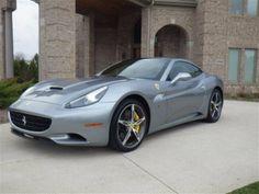 2013 Ferrari California Convertible (Stock# 195107)