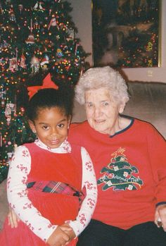Tootie and Grandma Harris-2010