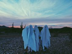 ghostly memories of our trip out west