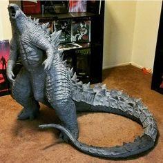 Godzilla Figures, Godzilla Toys, Godzilla Birthday Party, Strange Beasts, Big Guns, Monster S, Kraken, King Kong, Resin Art