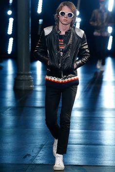 saint laurent | spring 2016 menswear