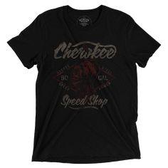 cherokee speed shop. Bad To The Bone, Cherokee, Mens Tops, Skull, Shopping, Fashion, Moda, Fashion Styles, Fashion Illustrations