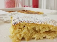 Bild Baby Snacks, Hungarian Recipes, Hungarian Food, Strudel, Apple Cake, Street Food, Vanilla Cake, Sweet Tooth, Bakery